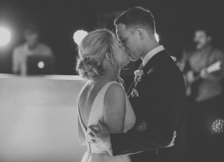 Elegant, relaxed and a touch of rustic wedding – Holli & Richard