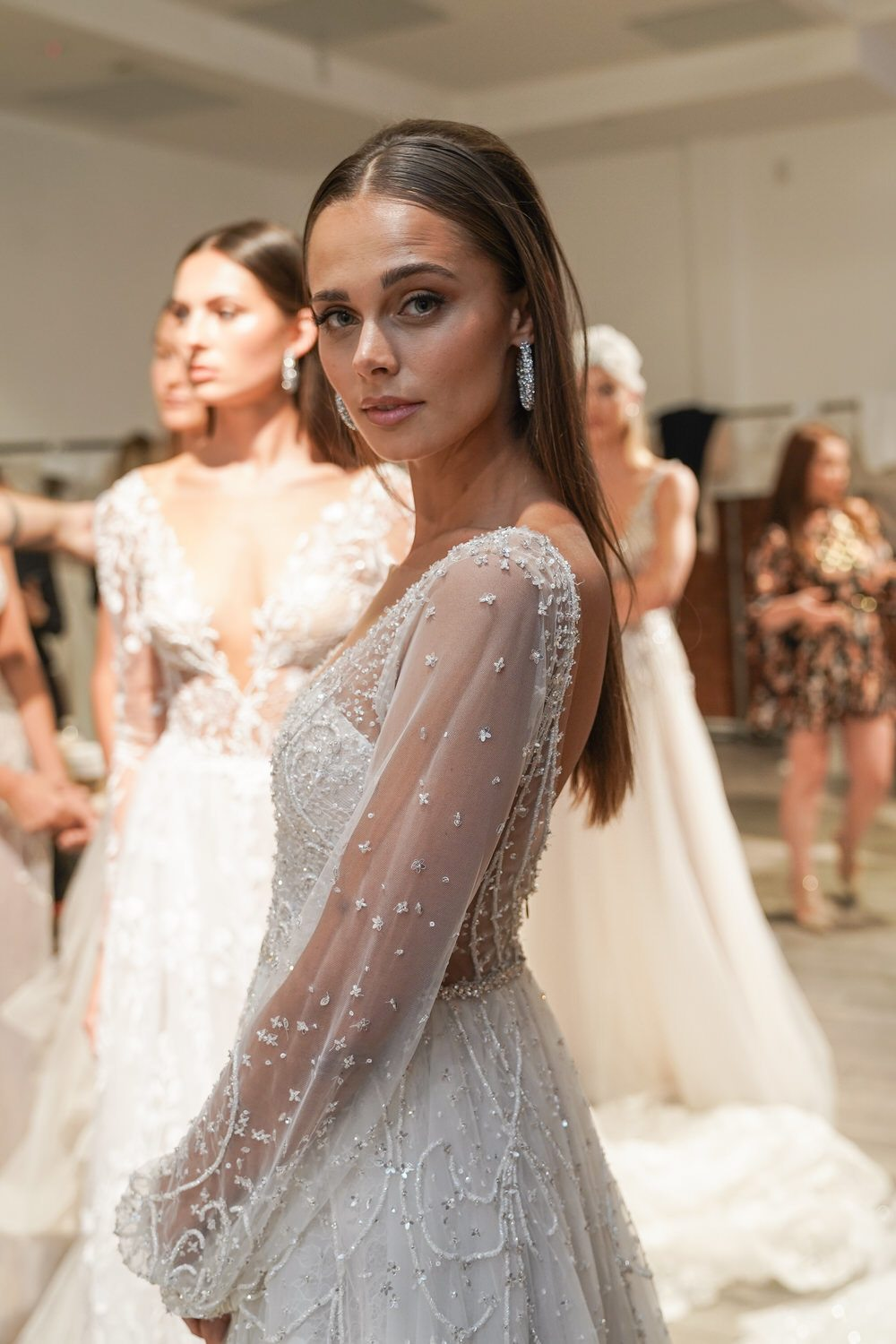 Julie Vino Wedding Runway 013