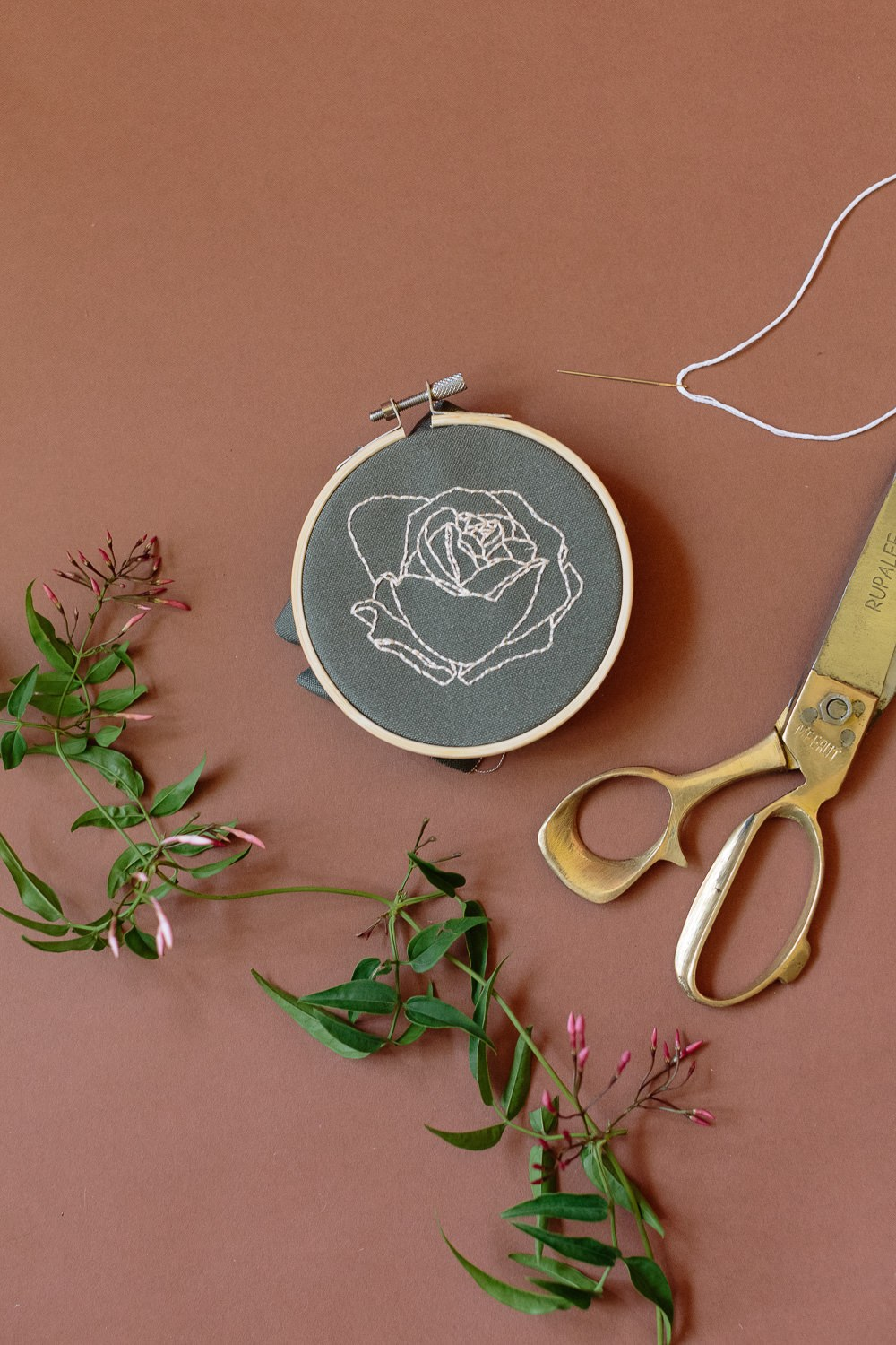 bridal embroidery tools