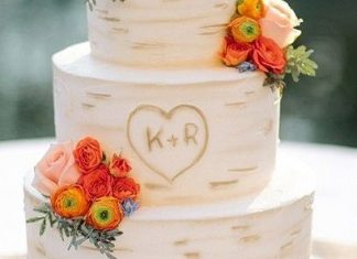 Dreamy Rustic Wedding Cake Ideas Everyone Loves