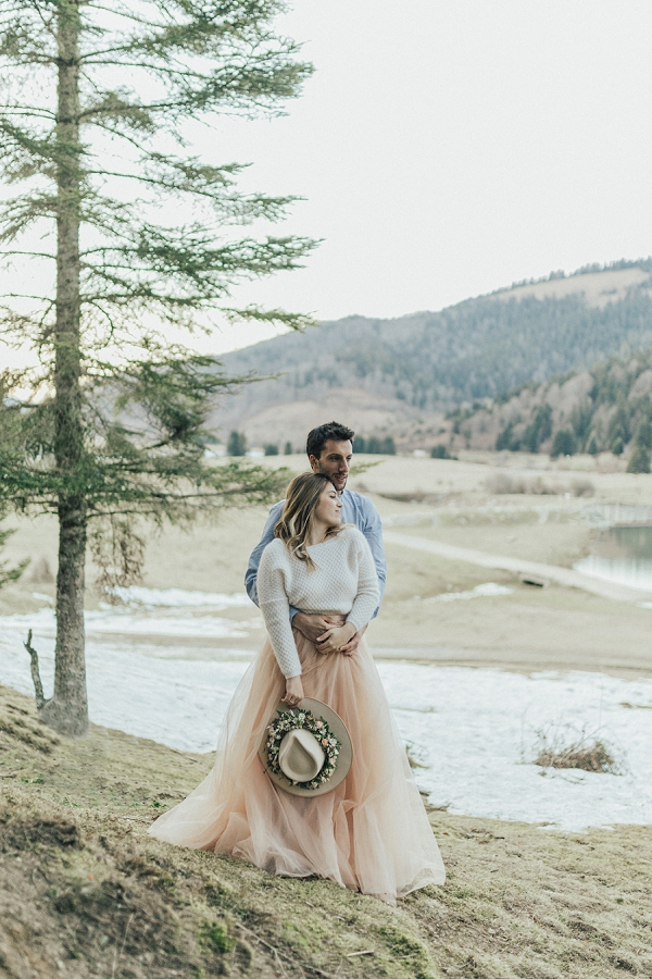 French Pyrenees elopement