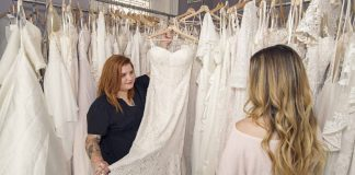 Lidia's Brides from bohemian to classic gowns for all brides