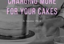 Pricing cakes for profit - The Secret to charging more for your cakes