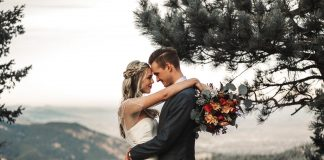 Lost Gulch Overlook | Styled Shoot — Brilliant Bridal