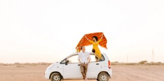 See How Nomadic Souls Tinted Photography Live Life as Adventure Wedding Photographers