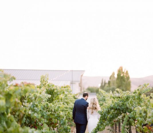 This Bride Had The Perfect Pinterest Board To Bring Her Wedding Day Ideas To Life!