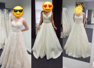 Weddit I need your help! I can't decide which dress to go for. : weddingdress