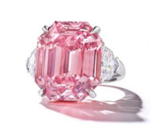 The Winston Pink Legacy sold for $50m in 2018