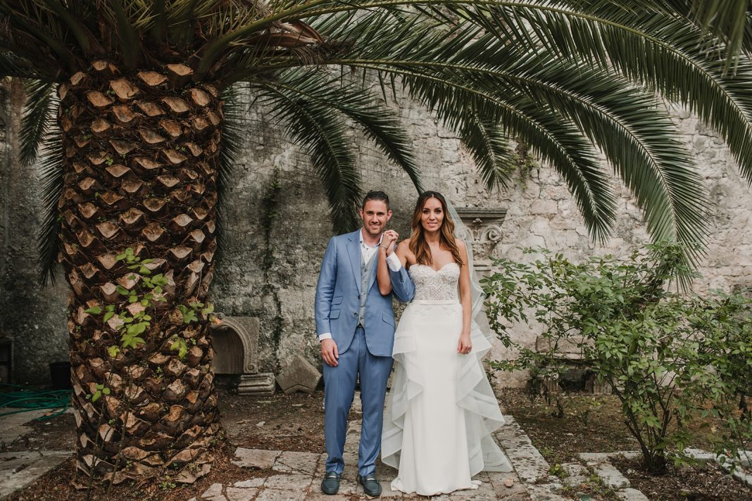 Simple and Elegant Destination Wedding in Croatia