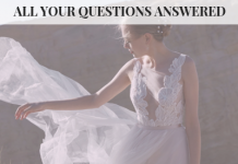 All Your Questions Answered – Wedding Shoppe Inc