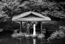 Japanese Garden Wedding in Tokyo • 37 Frames · The Blog