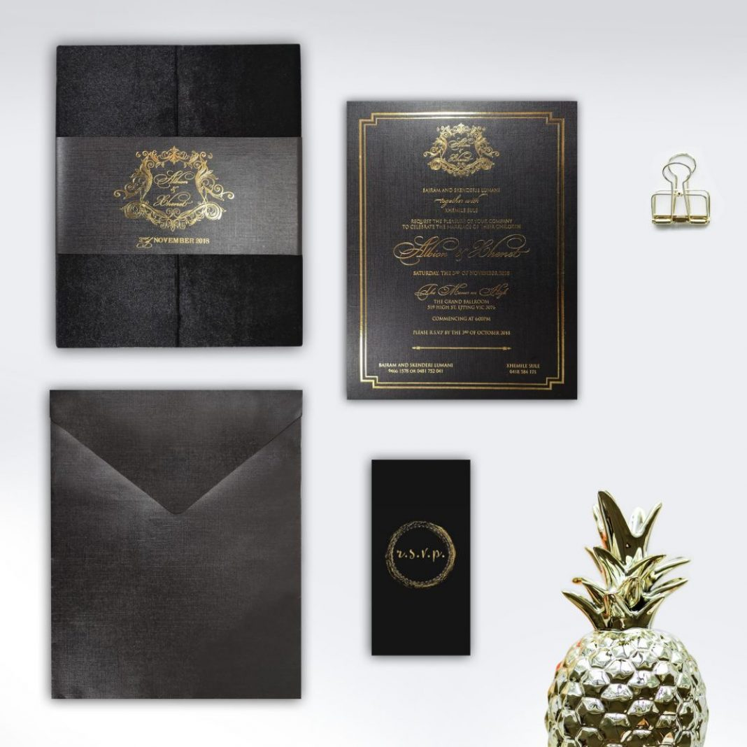 3 Benefits Of Using Luxury Invitations For Weddings And Events