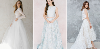 30 Bridal Separates Wedding Dresses for Every Style of Bride