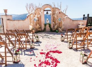 A Romantic Carmel Valley Wedding with Gorgeous Details