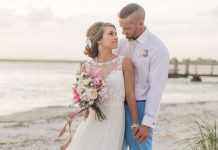 Beach Wedding | Afloral.com Wedding Blog