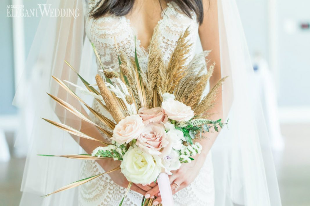 Modern Celestial Wedding Inspiration