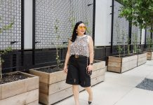 Wearing Black and White for Three Days [Mix & Match] - Treast