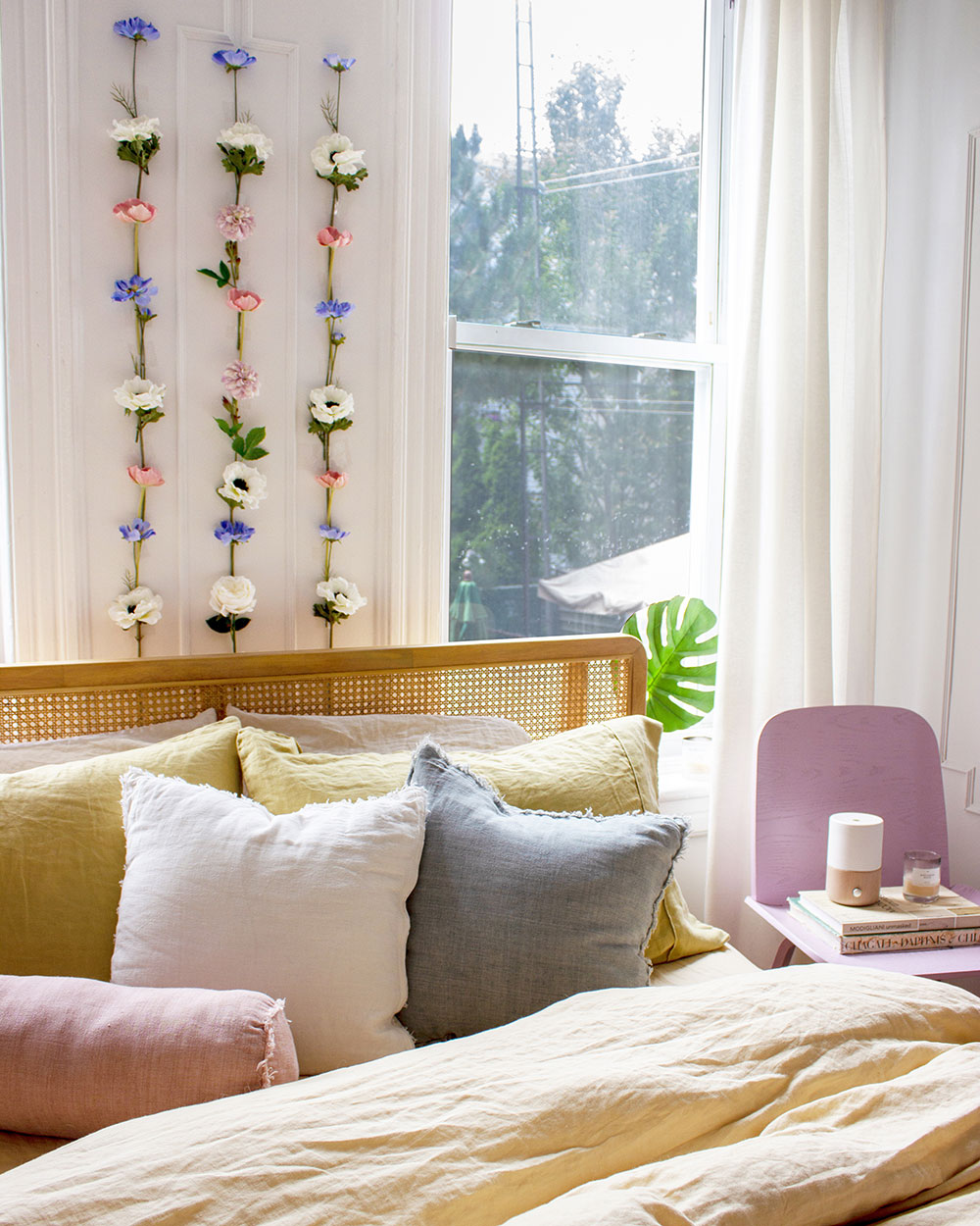 Ways to Decorate Your Home with Faux Flowers