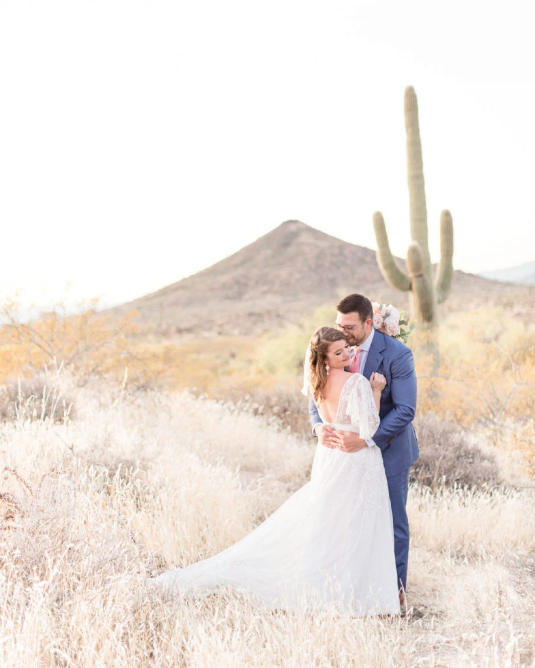 Arizona Destination Anniversary Session - Amy & Jordan | Blog