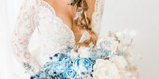 Be inspired by our winter wedding theme and decor