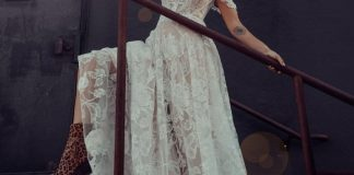 all who wander raven gown