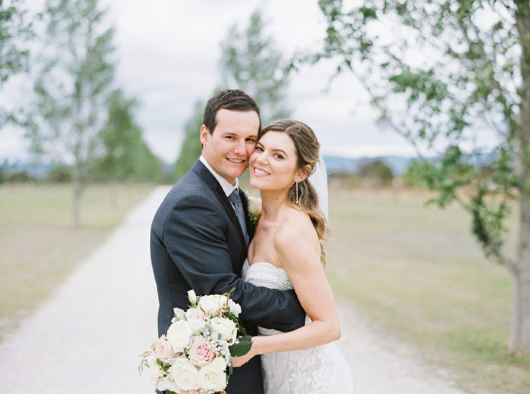 Nick And Laura's Stunning Spring Celebration