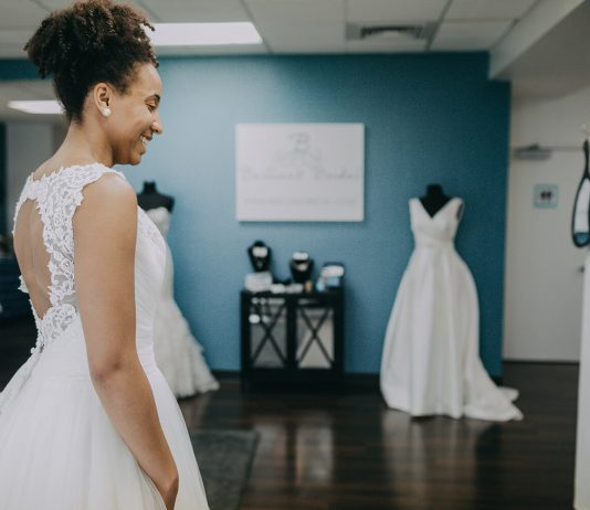 Overcoming your Wedding Dress Shopping Fears — Brilliant Bridal