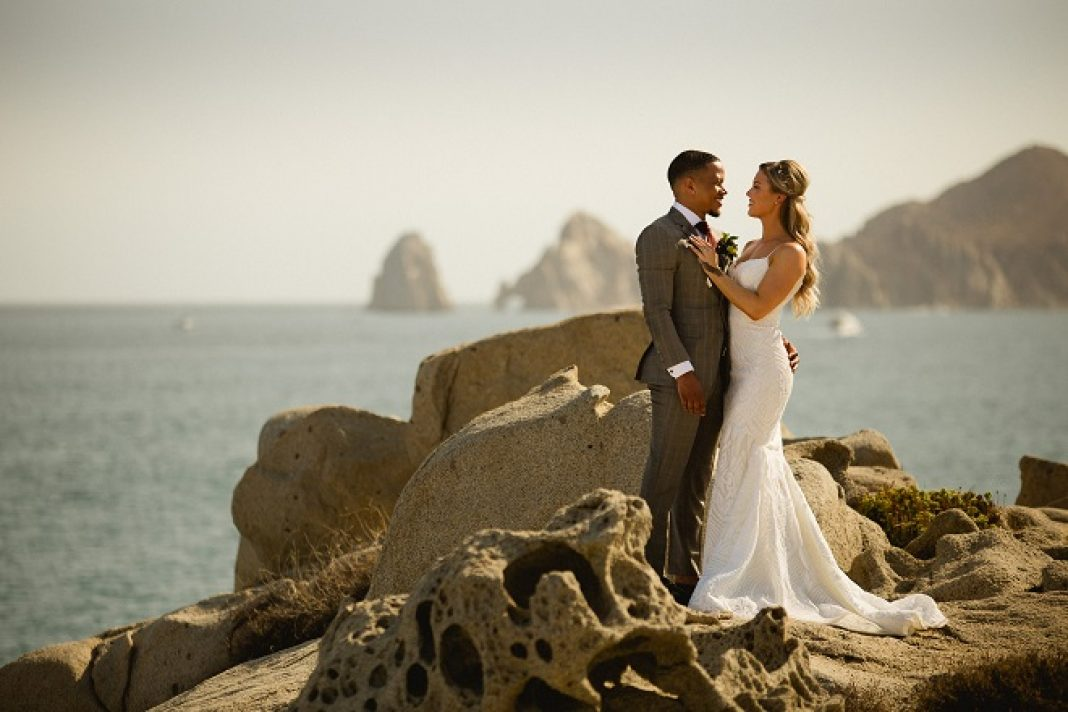 Rebecca & Dennis' Real Wedding in Cabo San Lucas