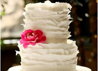 Spring Wedding Cakes — Carrie's Cakes by Alessandra