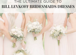 Your Ultimate Guide to Bill Levkoff Bridesmaid Dresses – Wedding Shoppe Inc