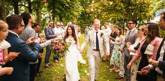 An Elegant Chateau Wedding Surrounded by Beautifully Bucolic French Countryside