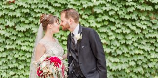 A Romantic Summer Wedding Filled with Timeless, Elegant Details