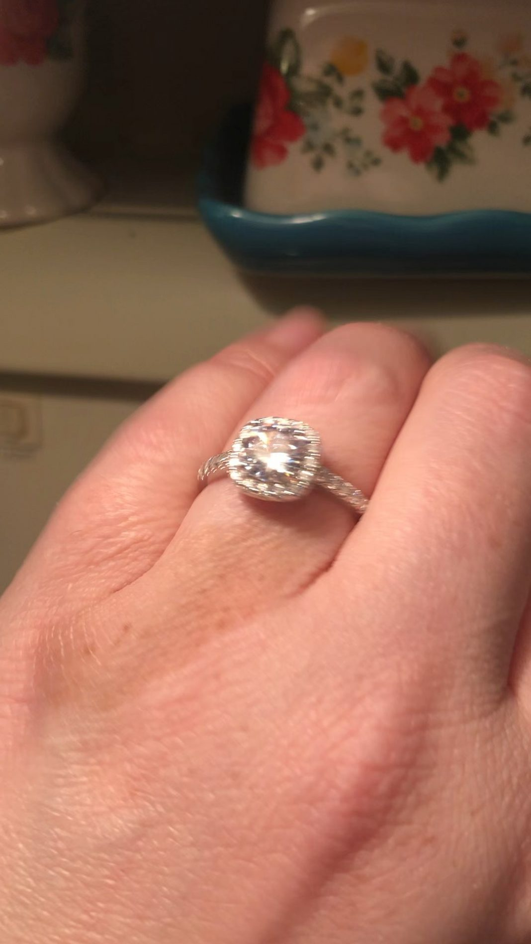 Cannot handle this sparkle!!! So in love!