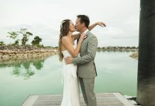 Gosia & Brian - Fiji Marriott Resort Momi Bay Fiji Weddings