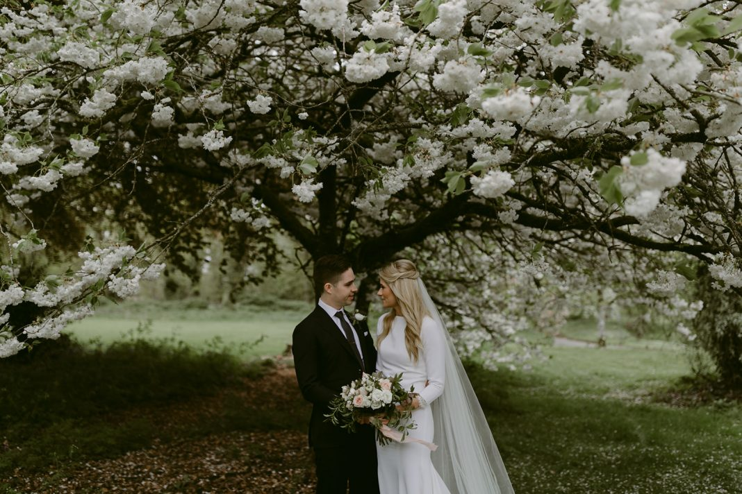 Real Weddings with Adam and Grace Photography - Cove Cake Design