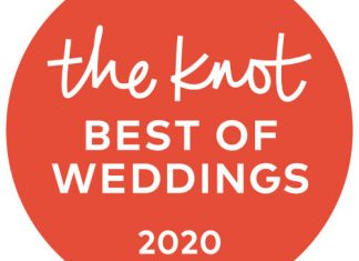 We Won! The Knot Best of Weddings 2020 — Brilliant Bridal