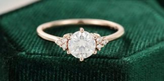 What wedding band would be a good match for this? : EngagementRings