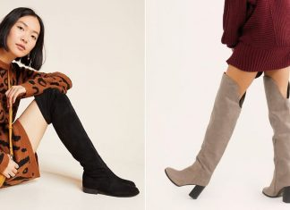 Best Over-the-Knee Boots 2020 | POPSUGAR Fashion