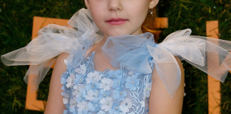 Friends! Do you like this lace for your flower girl? My hand made dress.