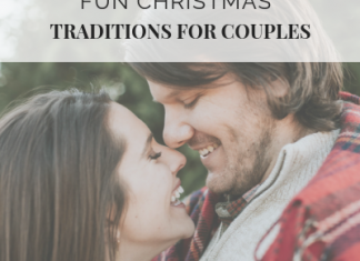 Fun Christmas Traditions for Couples – Wedding Shoppe