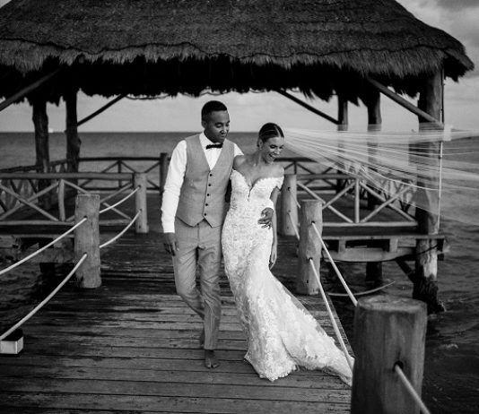 Tarissa & Jonathan's Real Wedding in the Riviera Maya, Mexico