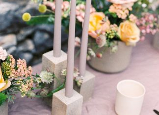 Whimsical Wedding with Untouched Landscapes