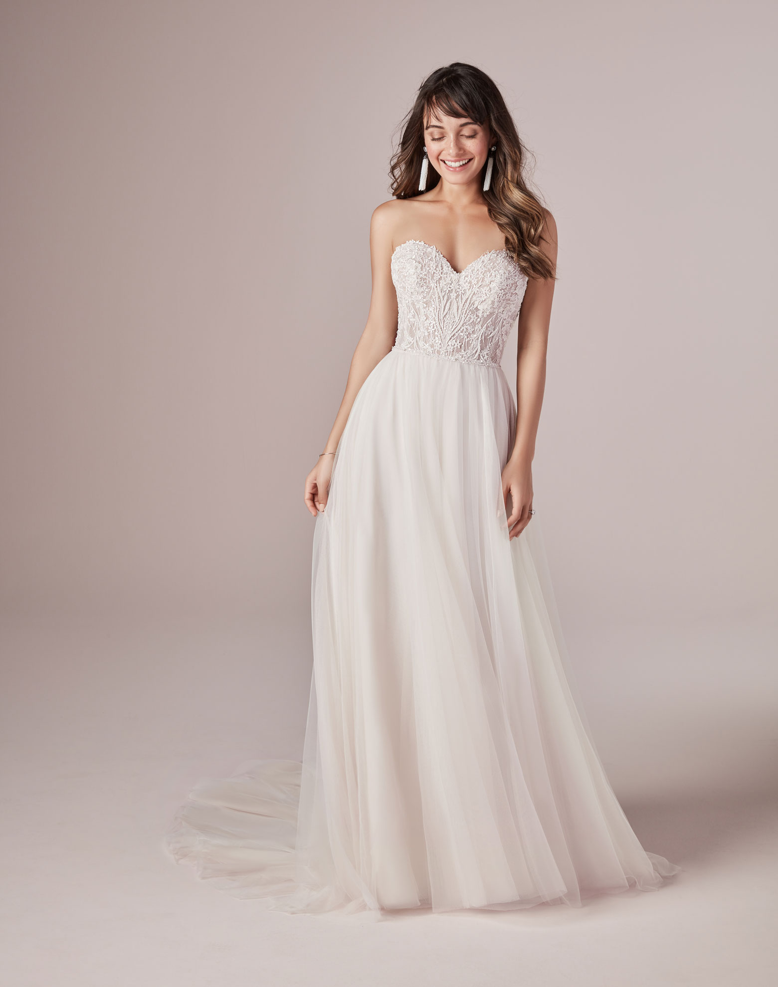 Rebecca Ingram, Nia - A Light, Airy, & Romantic Gown