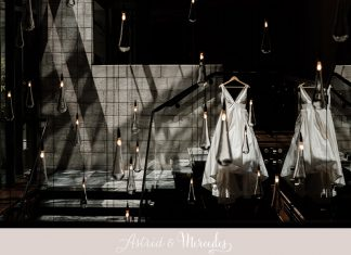 Constellation-Inspired Montreal Wedding at Hotel William Gray