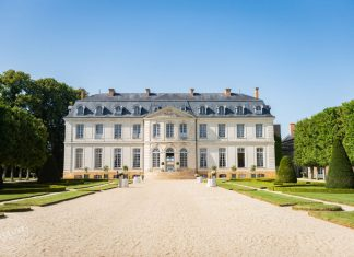 A Countryside Wedding At The Hotel Château du Grand-Lucé