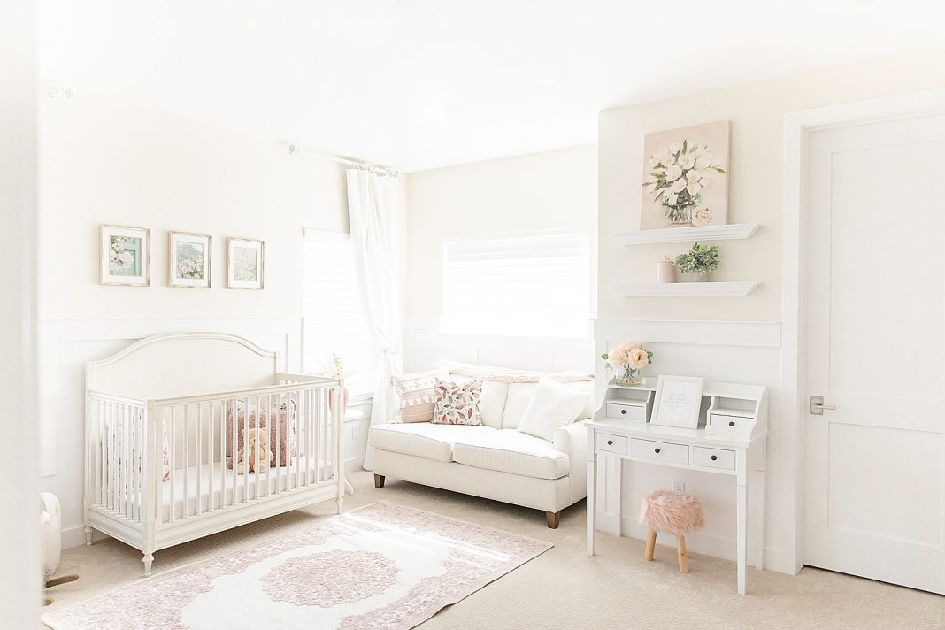 Gender Neutral Nursery Transformation Tips for Baby Number Two