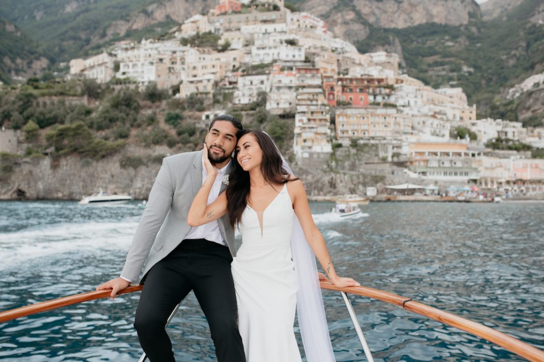 Romantic and Private Positano Destination Elopement – Lucrezia Senserini 8