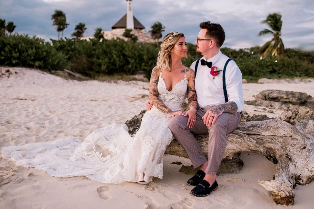 Amy & Matthew's Wedding in Playa del Carmen, Mexico