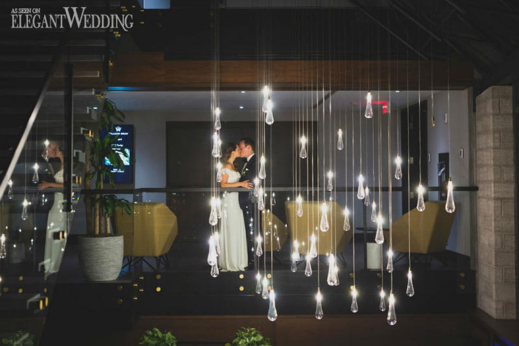 an intimate wedding celebration in montreal
