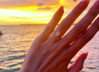 So excited! After months of lurking, I am finally engaged!
